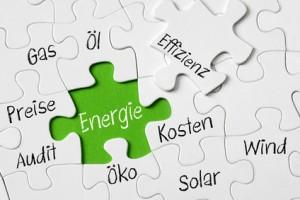 Energie Konzept